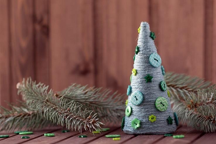 Decoration Noel Fil