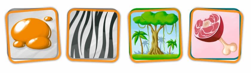 concept kids animaux tigre
