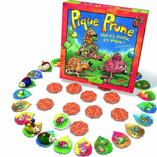 Pique Prune - Boitier de jeu