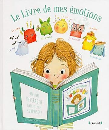 livre enfant : Le livre de mes émotions