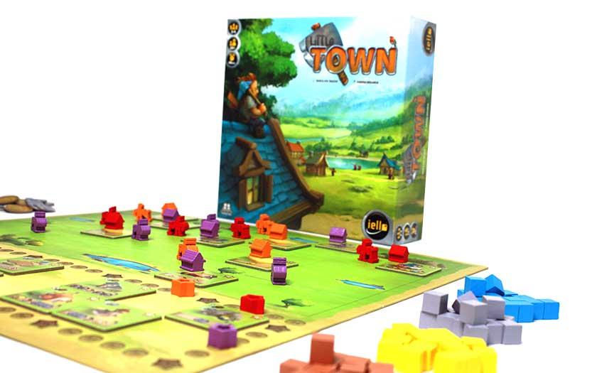 Little Town - partie en cours