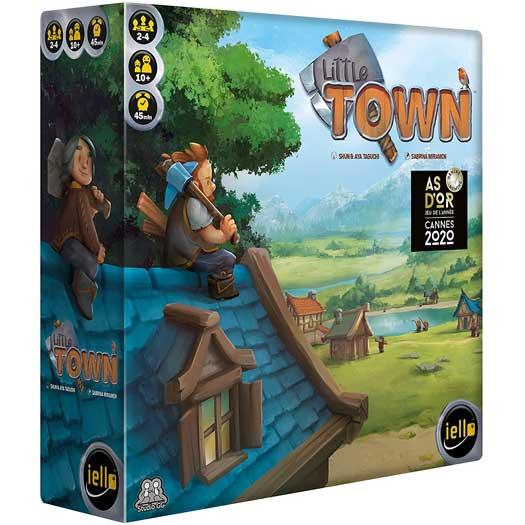 Little Town - Boite de jeu
