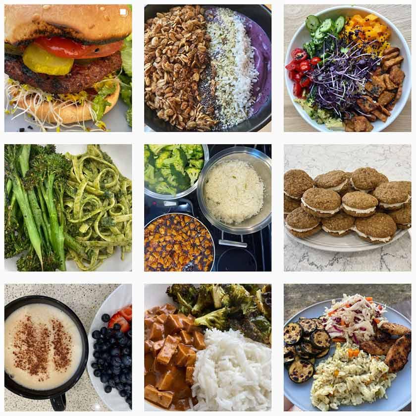 recettes ma cuisine vegan