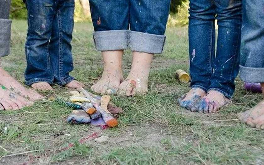 temps qualite famille faire decouvirir ecologie enfants