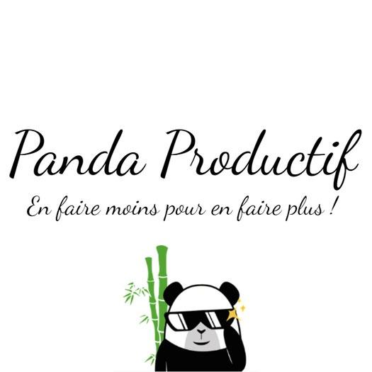 panda productif logo